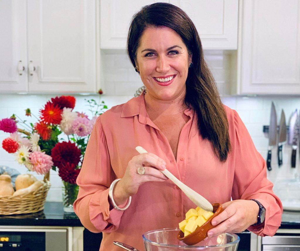 Caroline Taylor - Guest Chef at Fremantle Long Table Dinner