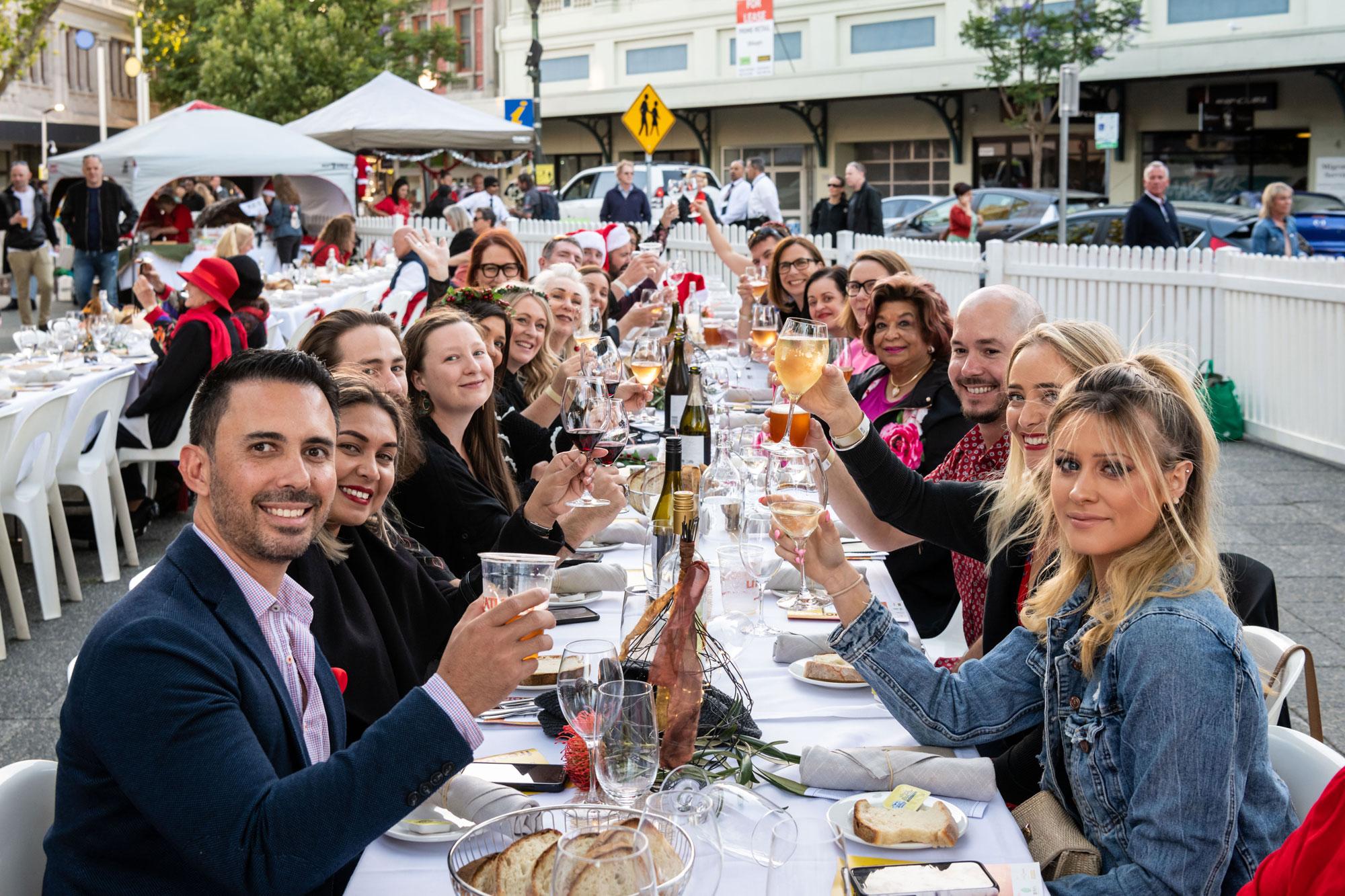 Fremantle Long Table Dinner