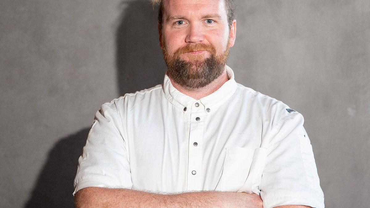 Rohan Park, guest chef Fremantle Long Table Dinner