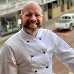 Simon Reid, guest chef Fremantle Long Table Dinner